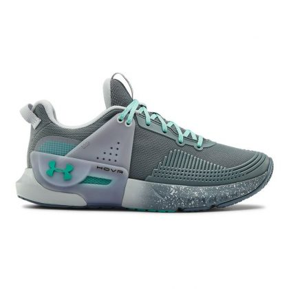 Under Armour HOVR Apex Grey/Turquoise