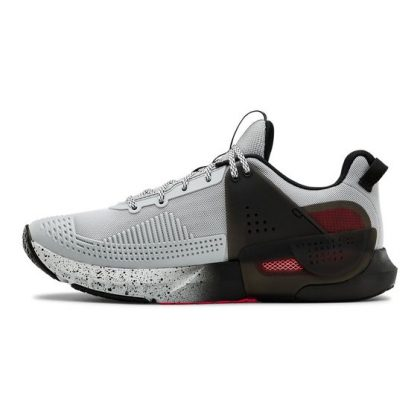Under Armour HOVR Apex White/Black/Red