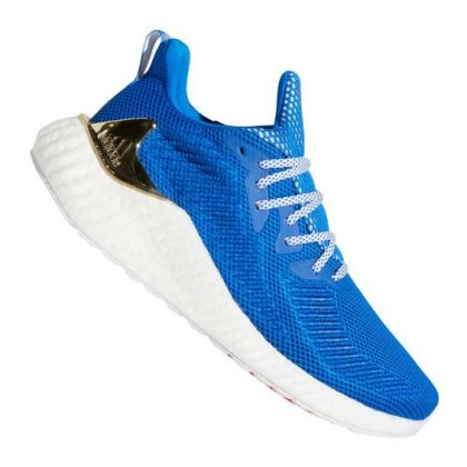 Adidas AlphaBoost Blue/White