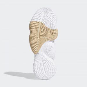 adidas Harden 4 Cloud White/Core Black/Pale Nude