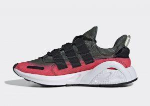Adidas LXCON Red Gradient
