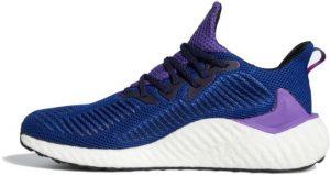 Adidas AlphaBoost lilac/Blue/White