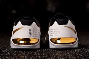 Nike Metcon 5 Gold/White