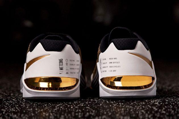 Nike Metcon 5 Gold/White