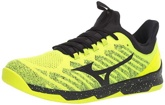 Mizuno TC-01 Black/Yellow
