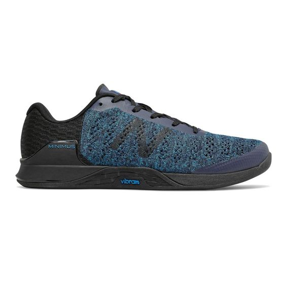 New Balance Minimus Prevail Black/Blue
