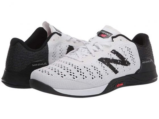 New Balance Minimus Prevail Black/White