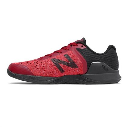 New Balance Minimus Prevail Red/Black