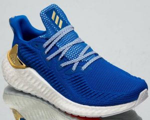 Adidas AlphaBoost Blue/White