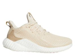 Adidas AlphaBoost White/Brown