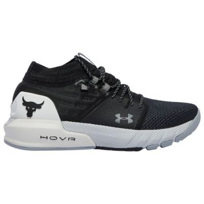 Under Armour Project Rock 2 Black/White
