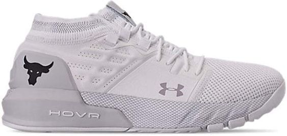Under Armour Project Rock 2 White/Black