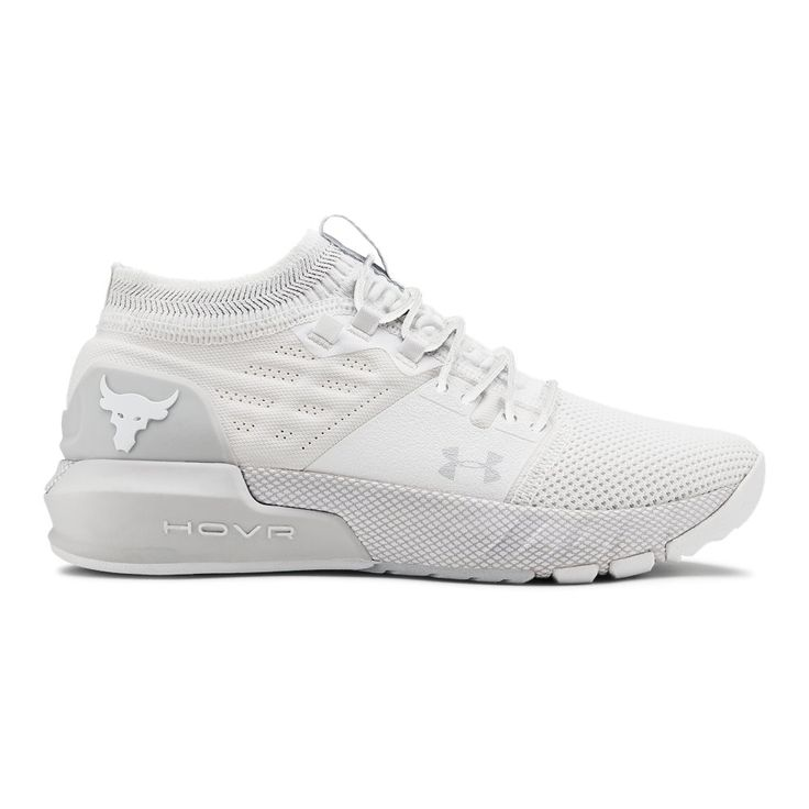 Under Armour Project Rock 2 White