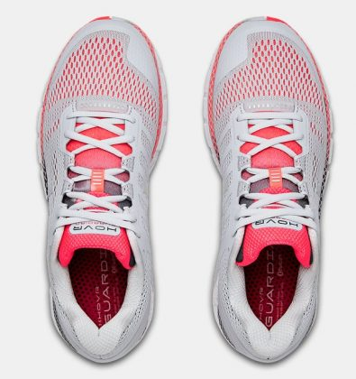 Under Armour HOVR Guardian Grey/Red/White