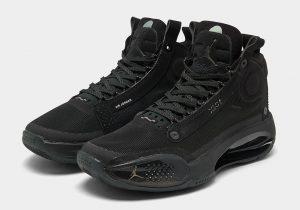 Air Jordan 34 Black Cat
