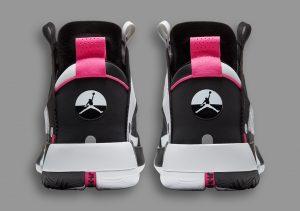 Air Jordan 34 Black Metallic/Silver/White/Digital Pink