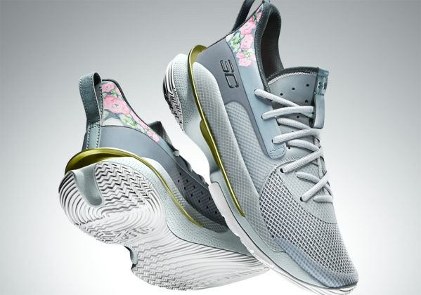 Under Armour Curry 7 Chinese New Year