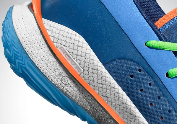 Under Armour Curry 7 Nerf Super Soaker