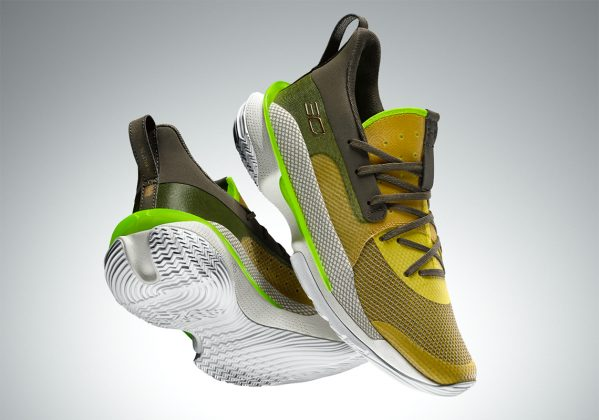 Under Armour Curry 7 Our History