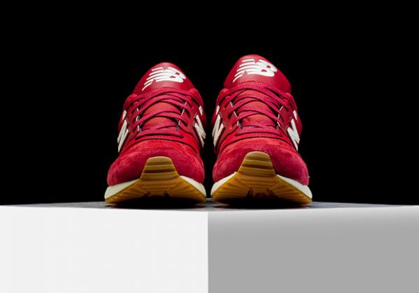 New Balance 530 Suede Solids Pack Red
