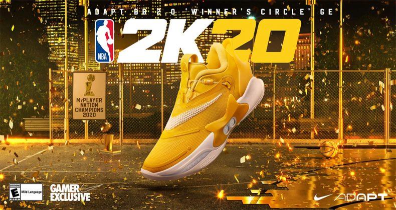 "Nike Adapt BB 2.0 GE ""Winner's Circle"""