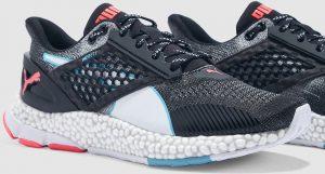Puma Hybrid Astro Black/White/Blue/Red