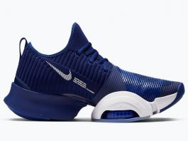 Nike Air Zoom SuperRep Blue Void/Vast Grey/Voltage Purple/Black
