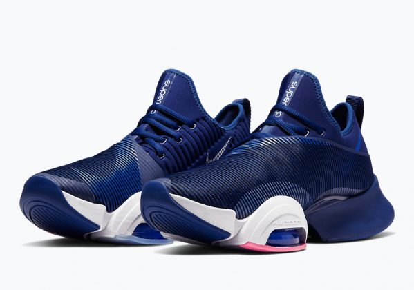 Nike Air Zoom SuperRep Blue Void/Vast Grey/Voltage Purple/Black