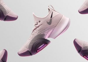 Nike Air Zoom SuperRep Barely Rose/ Shadowberry/Cosmic Fuchsia/Burgundy Ash