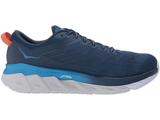 Hoka One One Arahi 4 Dark Blue