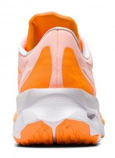 Asics Novablast Orange Pop/White