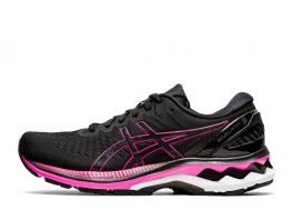 Asics Gel Kayano 27 Black/Pink