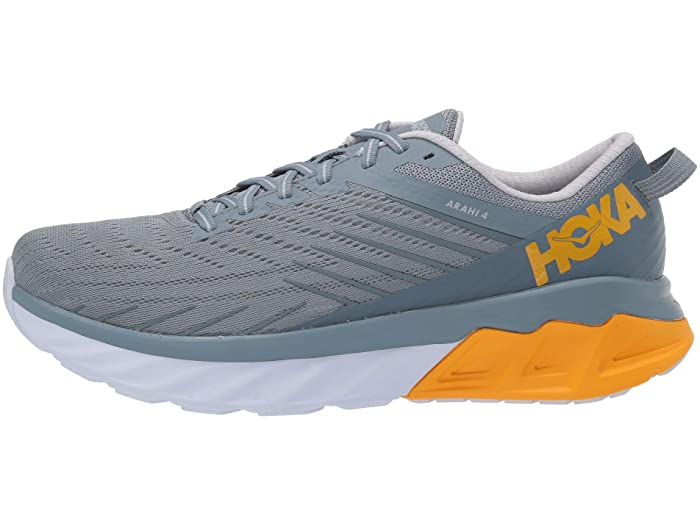 Hoka One One Arahi 4 Gray