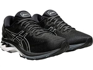 Asics Gel Kayano 27 Black/Pure Silver