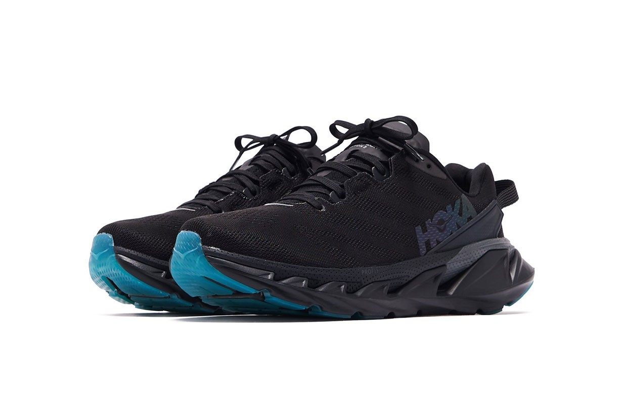 Hoka One One Elevon 2 Black Dark Shadow