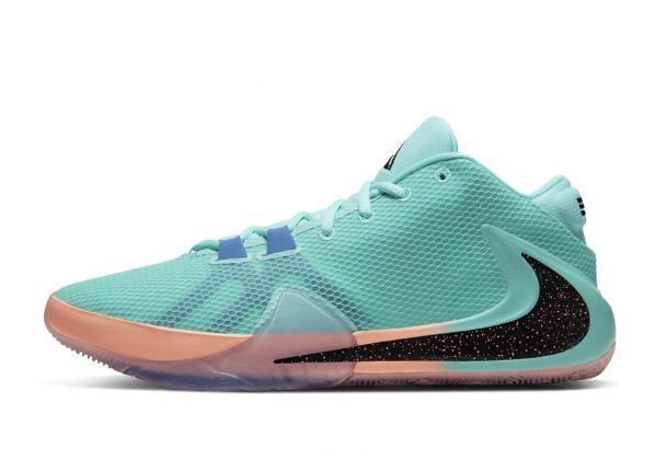 Nike Zoom Freak 1 All bros/Green/Orange