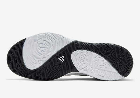 Nike Zoom Freak 1 White/Black