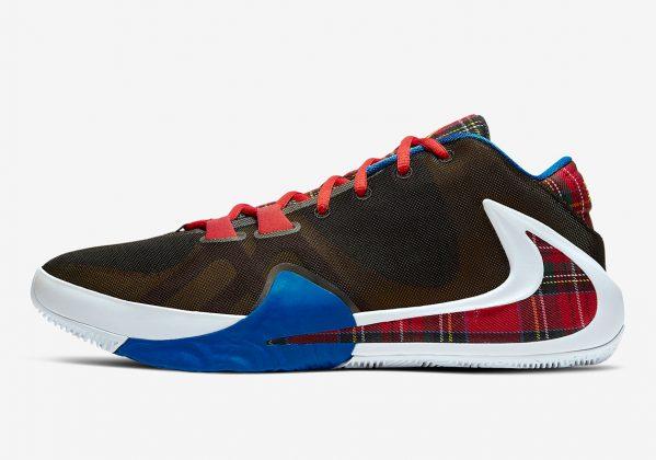 Nike Zoom Freak 1 Black/Blue