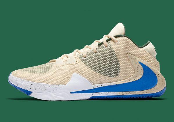 Nike Zoom Freak 1 Cream City