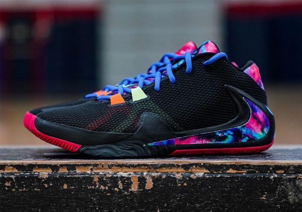 Nike Zoom Freak 1 Girls/Eybl