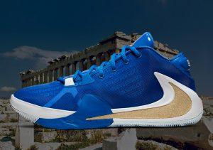 Nike Zoom Freak 1 Greece