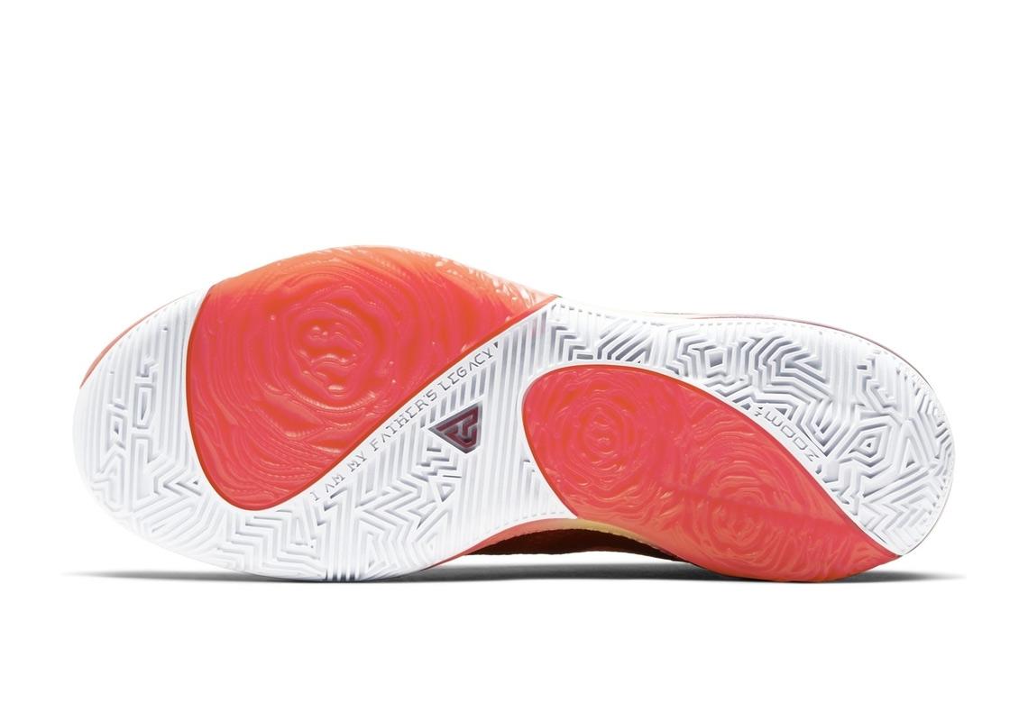 Nike Zoom Freak 1 Opening Night Noble Red