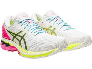 Asics Gel Kayano 27 White/Pure Silver