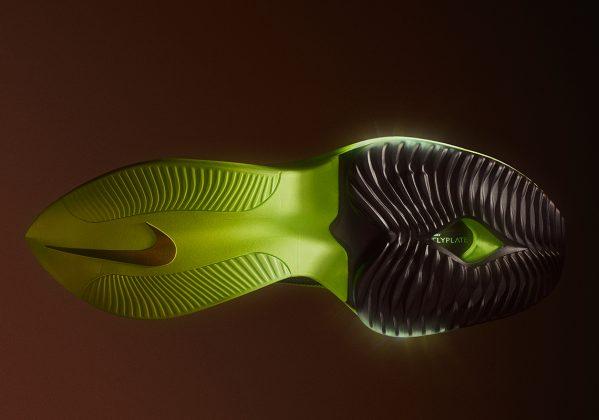 "Nike Air Zoom Alphafly NEXT% ""Valerian Blue/Lime Blast-Black"""