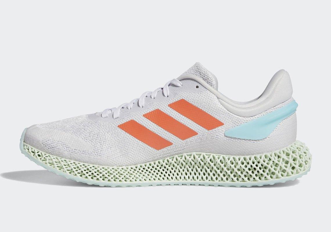 "Adidas 4D Run 1 ""Dash Grey"""