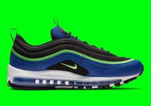 """Nike Air Max 97 """"Blue Neon"""""""