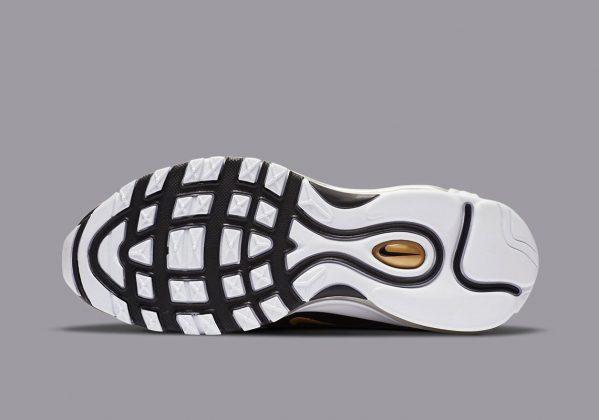 Nike Air Max 97 GS Gold