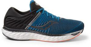 Saucony Triumph 17 Black/Blue