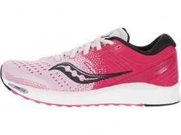 Saucony Freedom 3 Blush/Berry