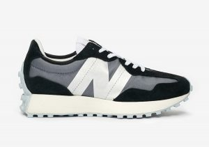 New Balance 327 Black/Grey/White